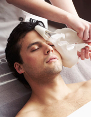 Mens Holistic Spa