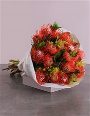 Pincushion Protea Bouquet