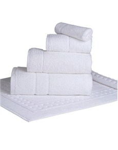 Terry Lustre White Towel Gift Set