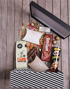 Coffee and Snacks Giftbox!