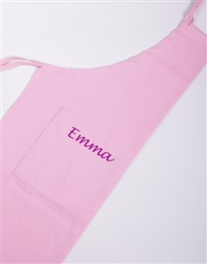 Personalised Apron - Ladies