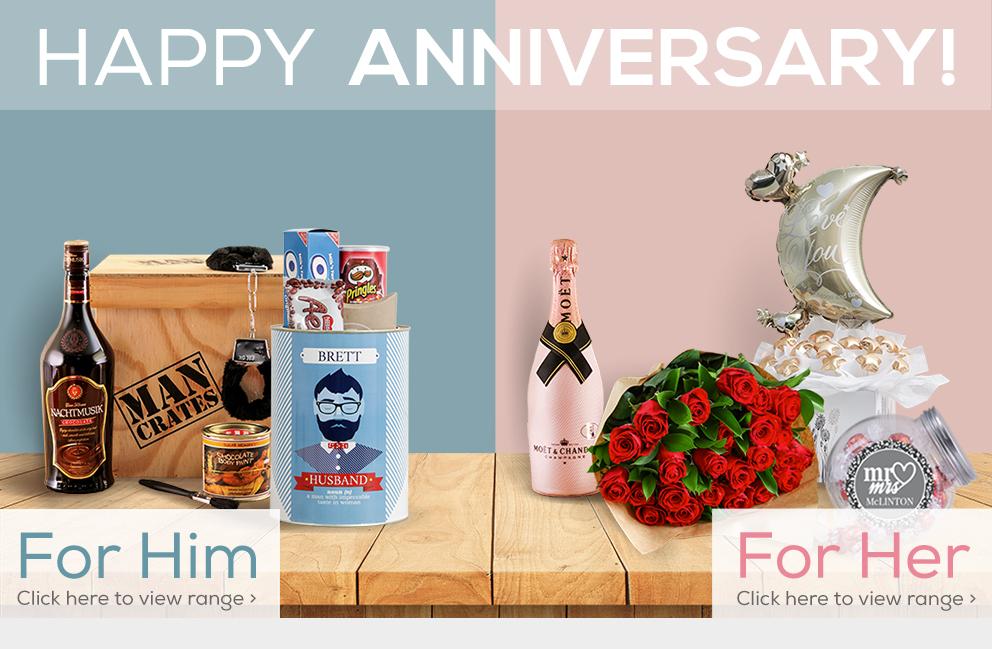 netflorist anniversary gifts