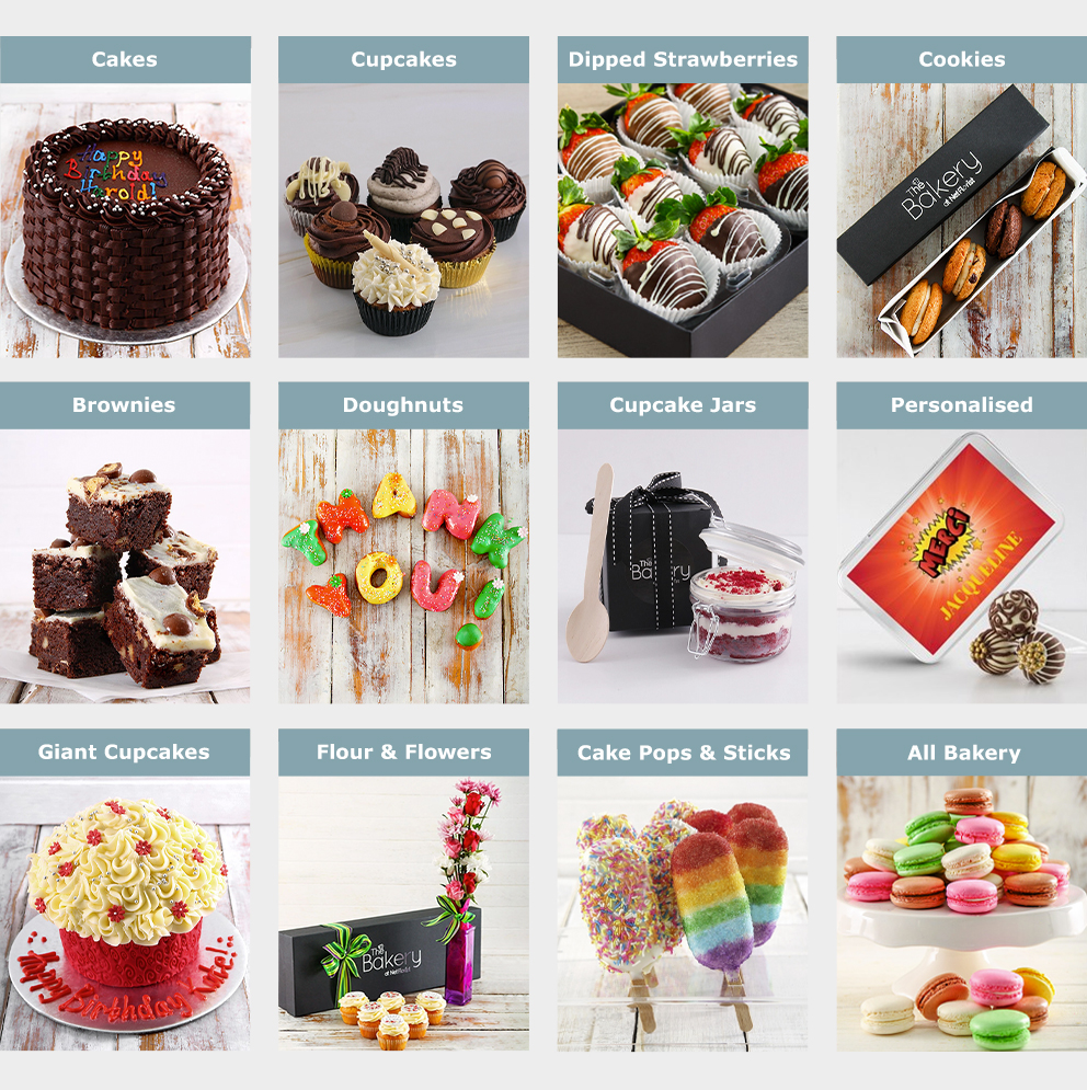 Explore Our Magnificent Array Of Baked Goods From Bakery And Tantalise Their Taste Buds With A Scrumptious Variety Sweets Dessert Assortments