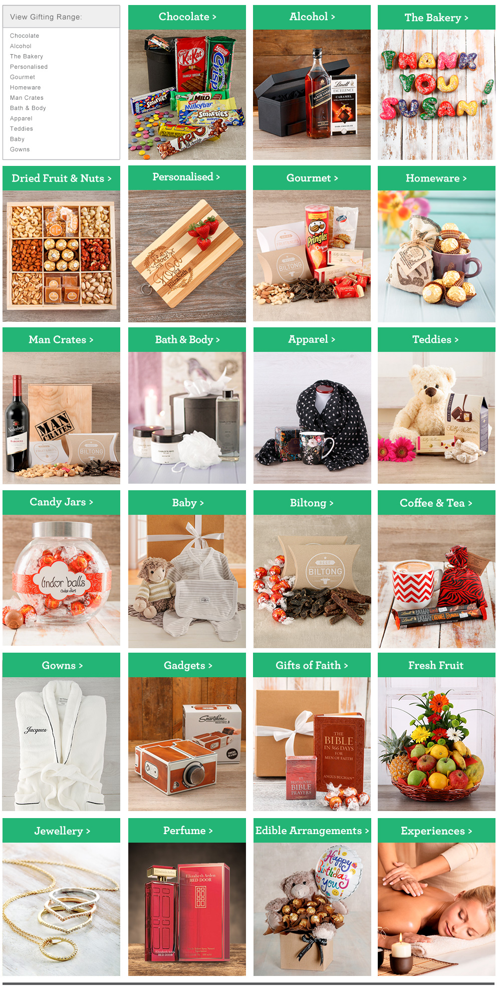 Shop Gifting Amazing Gifts Online