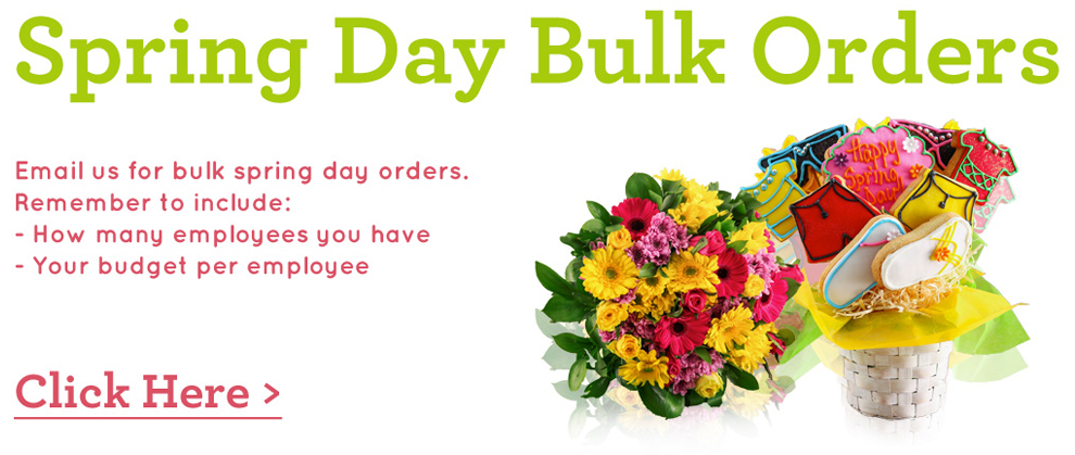 Order Spring Day Bulk Gifts   Spring Gifts Delivery