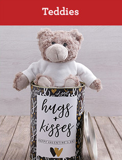 NetFlorist | Valentine's Day Teddies