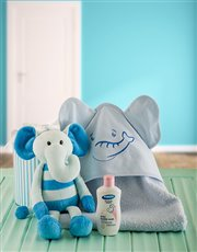 Make bath time fun with this elephant-themed bath