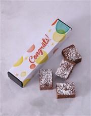 Congrats Brownie Box