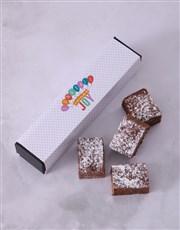 New Baby Brownie Box
