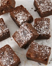 Good Luck Blissful Brownie Tin