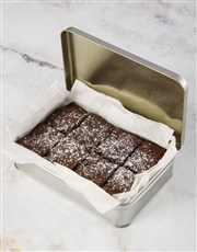 Thinking Of You Brownie Tin