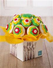Get Well Soon Cupcake Bouquet