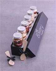Personalised Thinking of You Cake Jars
