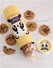 Sorry Panda Cookie Tube Surprise