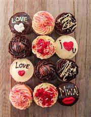 Love Box Cupcake Combo Box