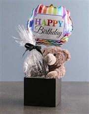 Happy Birthday Cake In A Mug