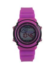 Cool Kids Watch Digital Mid-size 30M WR purple. Ca