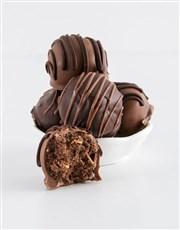 Personalised Bakery Birthday Truffle Treat