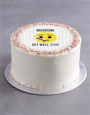 Personalised Well Wishes Cake