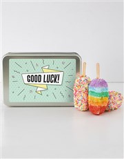 Good Luck Cakes On A Stick