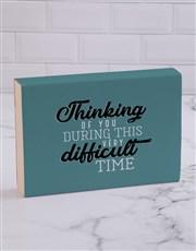 Thinking of You Doughnut Box
