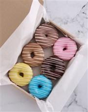 Be Happy Doughnut Box