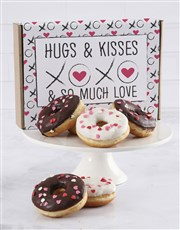 Sweet Love Doughnut Letters