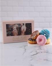 Personalised Bride Tribe Doughnuts