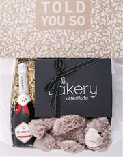 Dipped Love Strawberry Gift Hamper