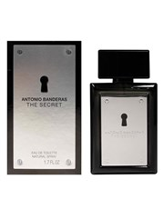 Antonio Banderas' The Secret Fragrance seduces wit