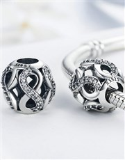 Sterling Silver 925 Pandora Compatible European St