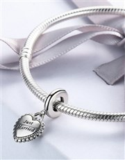 Sterling Silver 925 Pandora Compatible Just Marrie