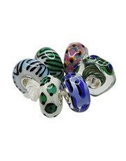 Trollbeads Enchanted Animal bead kit set.  There a