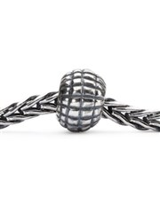 Trollbeads Seagrass Silver Charm  Firmly anchored