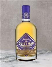 THE QUIET MAN 12YR SINGLE MALT 750ML X1