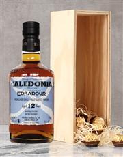 EDRADOUR CALEDONIA 12YR 750ML X1