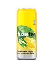 FUZE ICE TEA LEMON 330ML.