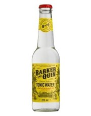 BARKER AND QUIN INDIAN TONIC 200ML.