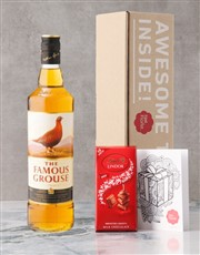Famous Grouse Whisky 750Ml