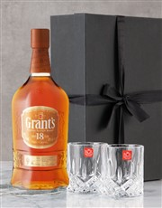 Grants 18 Year Old 750Ml