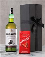 Black & White Whisky 750Ml
