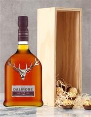 Dalmore Single Malt 12Yr 750Ml
