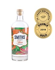 SMITHS SOUTH AFRICAN SPICE DRY CRAFT GIN 750ML