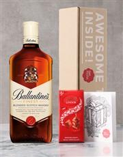 Ballantines Whisky 750Ml