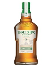 THREE SHIPS 9YR FINO CASK WHISKY 750ML
