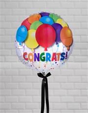 Congratulations Celebrations Balloon Gift
