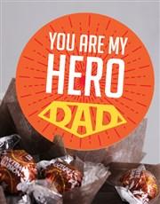 Hero Dad Lindt Creams
