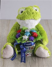 Get Well Soon Froggy Arrangement