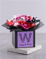 Personalised Birthday Chocolate Hamper for You