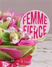 Femme and Fierce Edible Arrangement